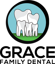 Grace Family Dental Logo | Grace Family Dental | Airdrie Dentist