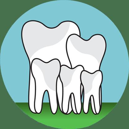 Why Choose Grace Family Dental Logo