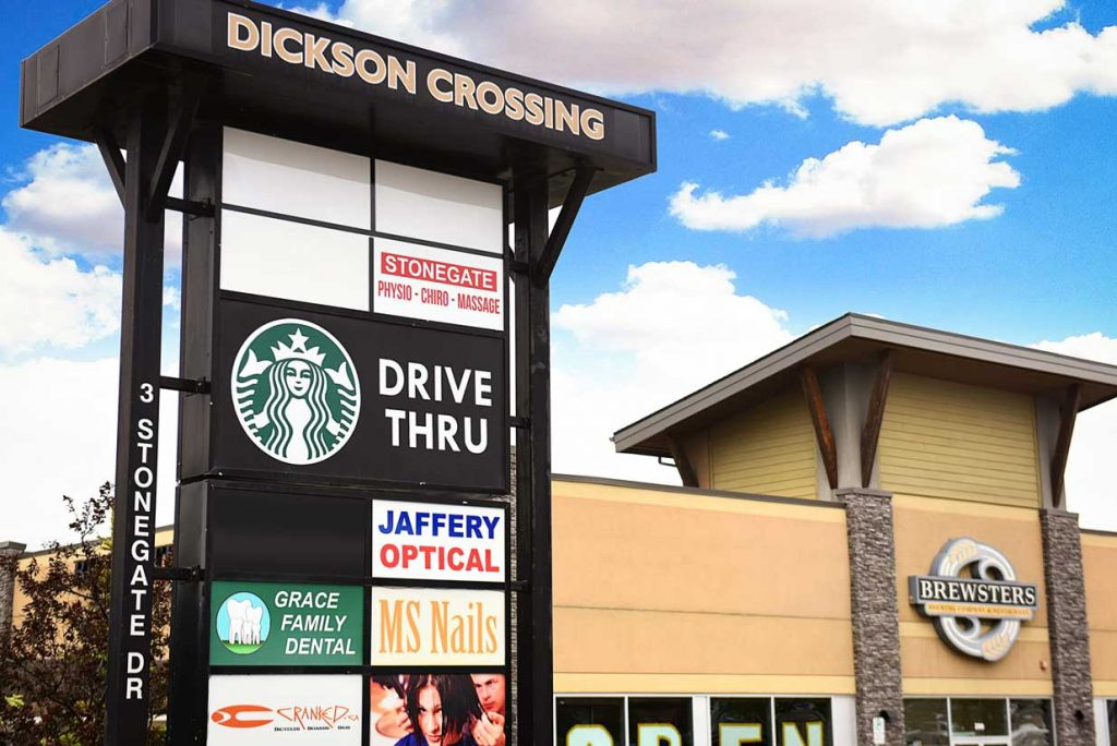 Dickson Crossing